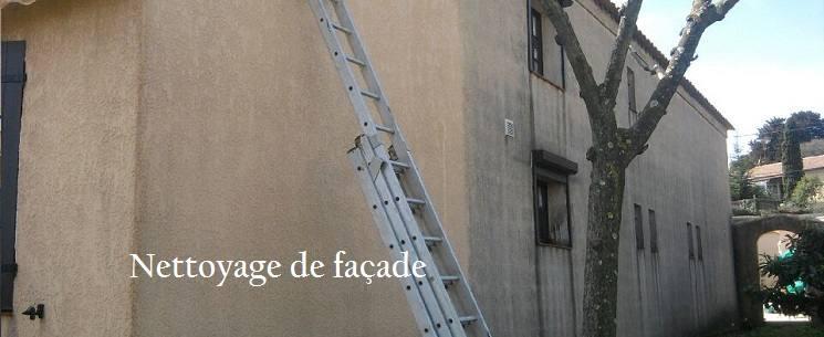 nettoyage de facade
