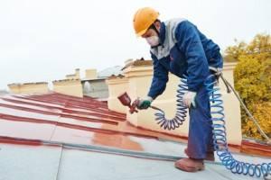 peinture de toiture Mimet